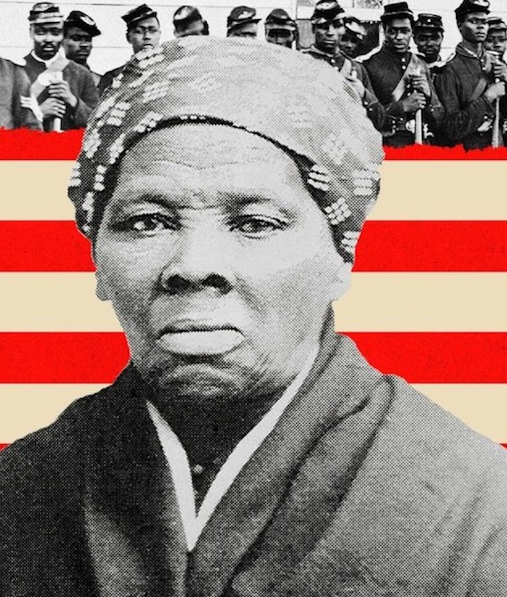 Harriet Tubman, Civil Rights, Uncivil, Civil War, History, African American History, Black History, KOLUMN Magazine, KOLUMN