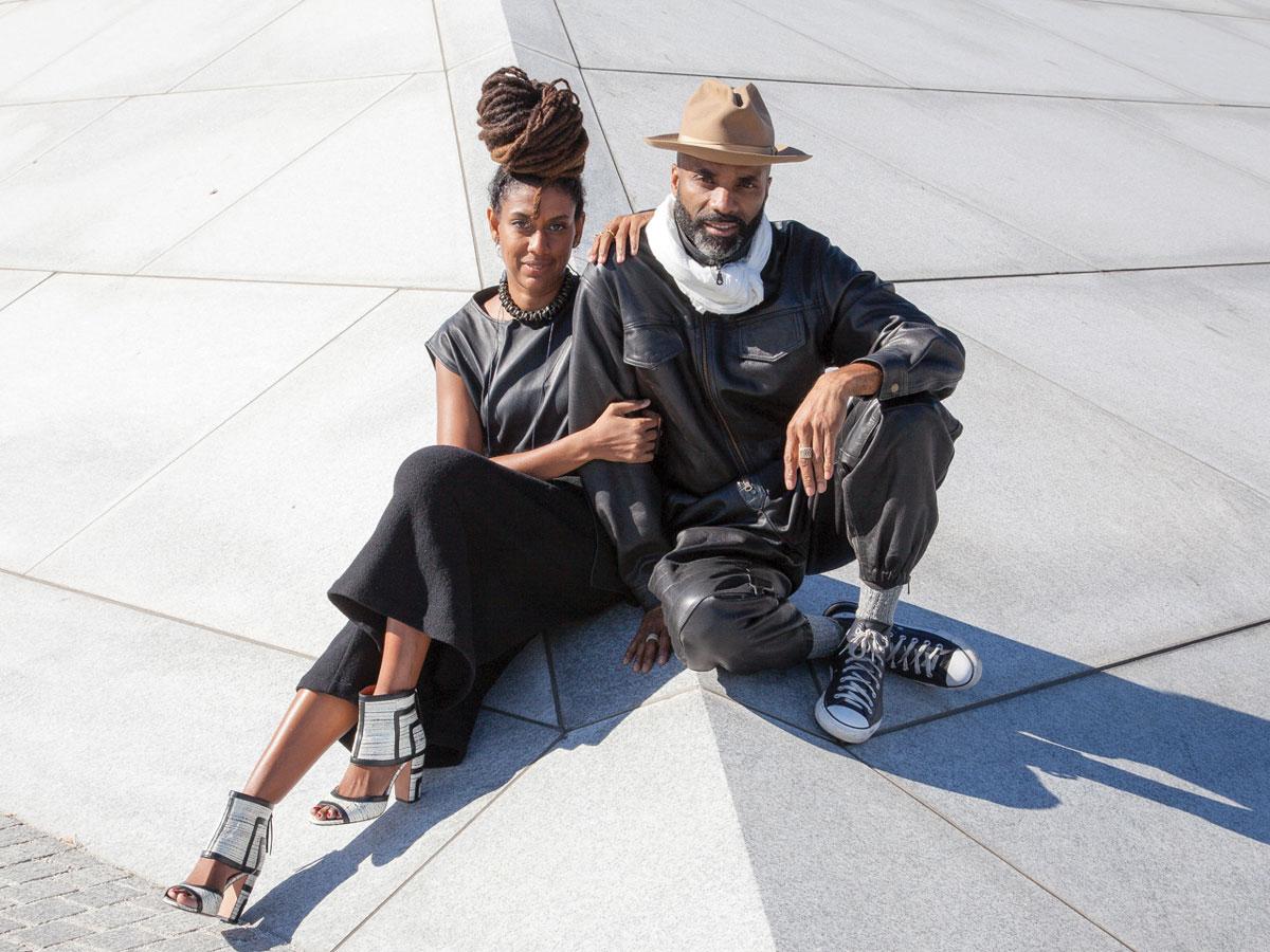Anishka Clarke, Niya Bascom, Ishka Designs, African American Professionals, African American Interior Designers, KOLUMN Magazine, KOLUMN
