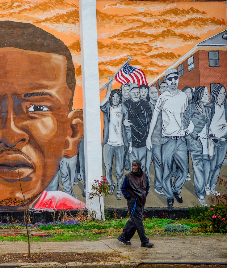 Freddie Gray, Police Brutality, Criminal Justice Reform, African American History, Black History, Civil Unrest, Protest, KOLUMN Magazine, KOLUMN