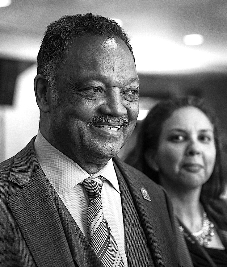 Jesse Jackson, Rev. Jesse Jackson, Civil Rights, Civil Rights Leader, Activist, KOLUMN Magazine, KOLUMN