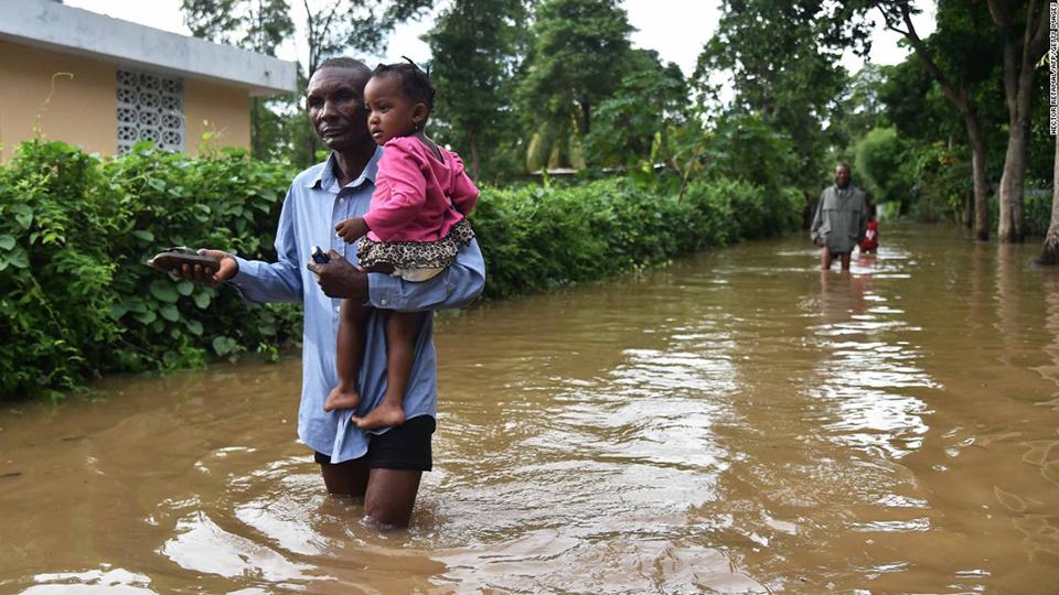 Caribbean, Hurricane Irma, Hurricane Matthew, Natural Disasters, Hurricanes, Barbuda, KOLUMN Magazine, KOLUMN