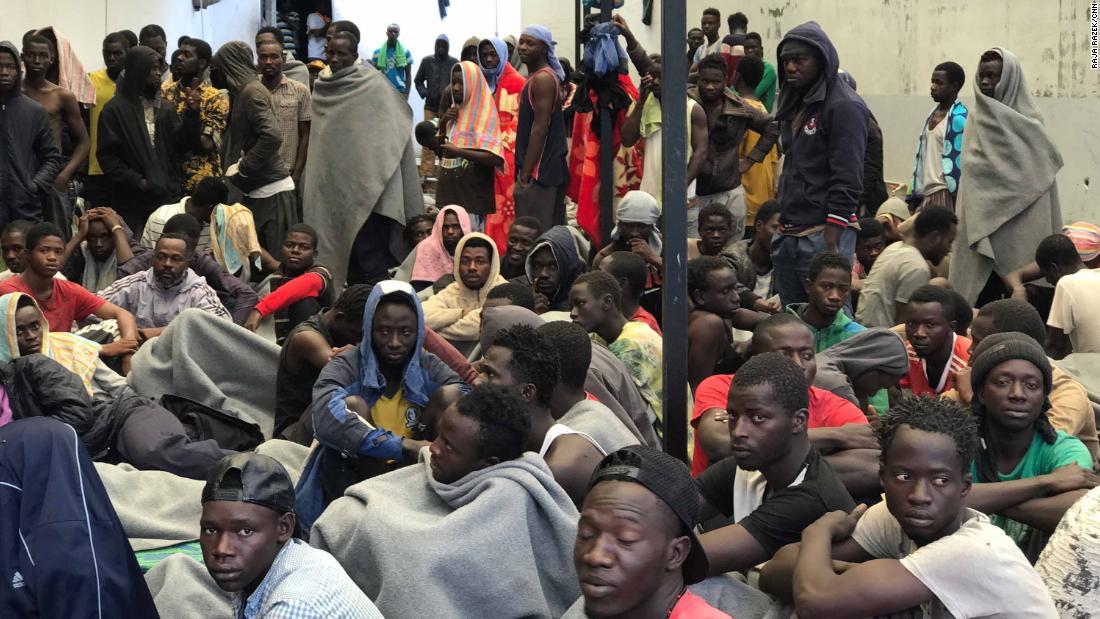 Libya, Libya Slave Trade, Africa Slavery, KOLUMN Magazine, KOLUMN