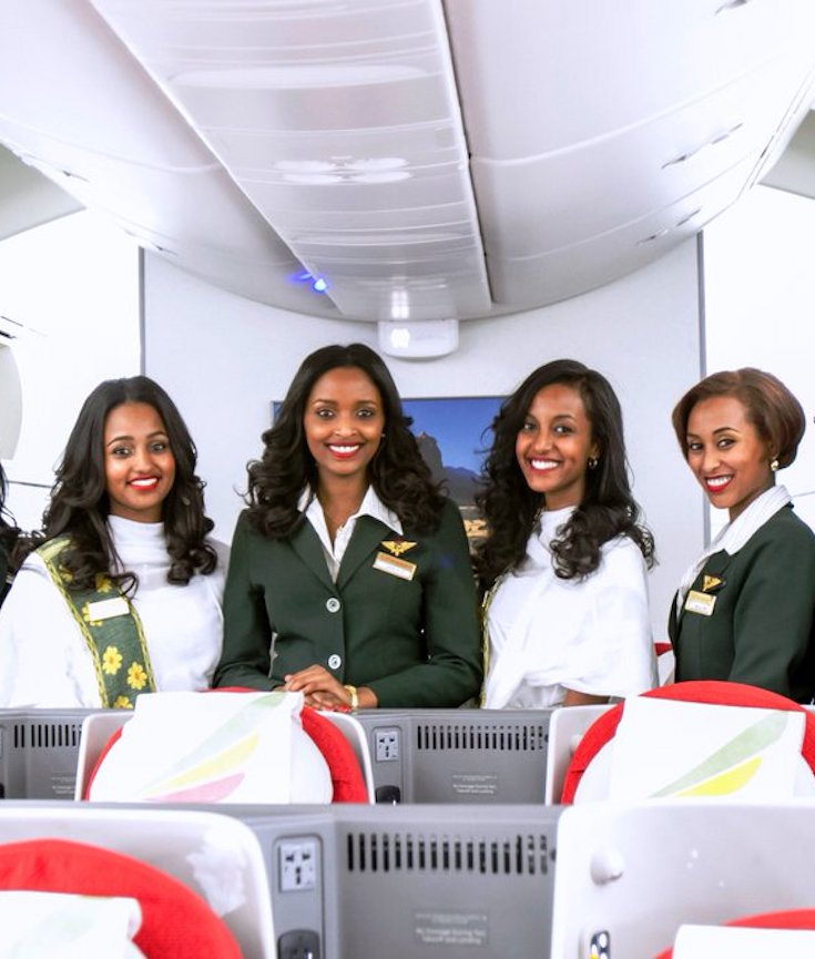 Ethiopian Airlines, Women Pilots, KOLUMN Magazine, KOLUMN