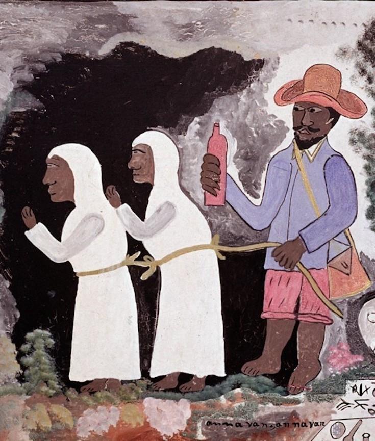 Haiti, Zombie, Voodoo, KOLUMN Magazine, KOLUMN