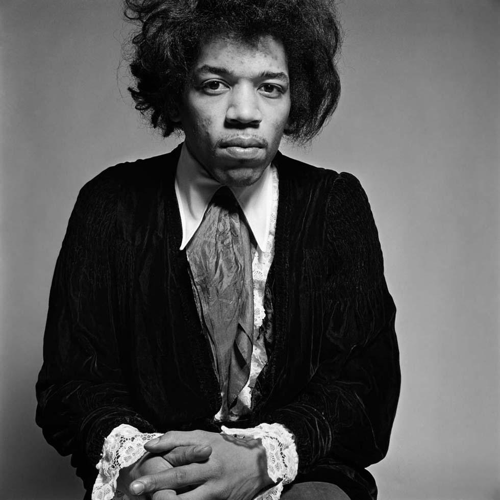 Jimi Hendrix, African American Music Artist, Black Music Artist, KOLUMN Magazine, KOLUMN