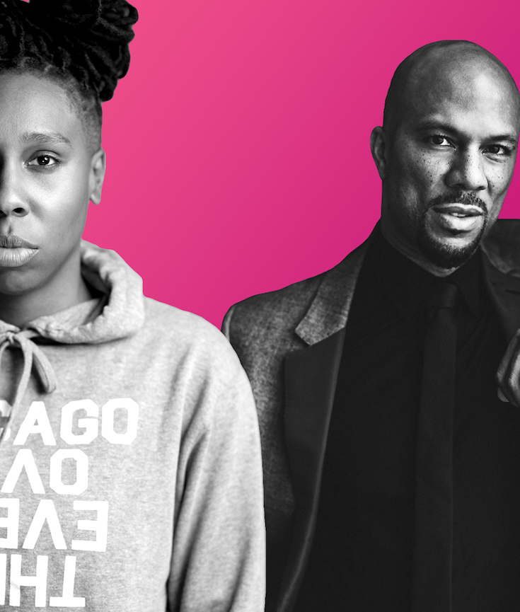 Lena Waithe, Common, The Chi, KOLUMN Magazine, KOLUMN