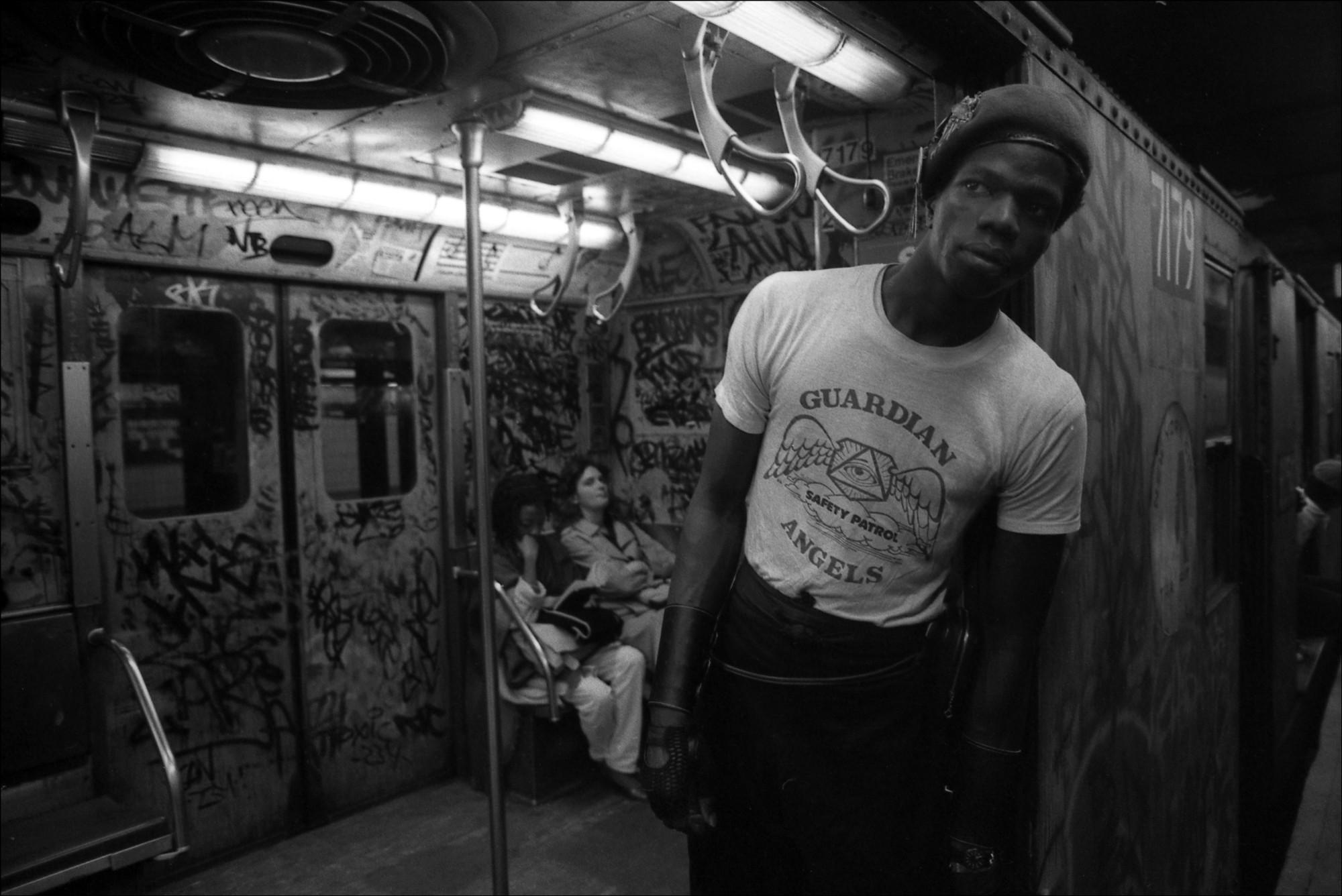 Guardian Angels, Activist, African American Activist, KOLUMN Magazine, KOLUMN