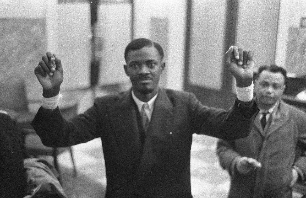 Patrice Lumumba, Democratic Republic of the Congo, KOLUMN Magazine, KOLUMN