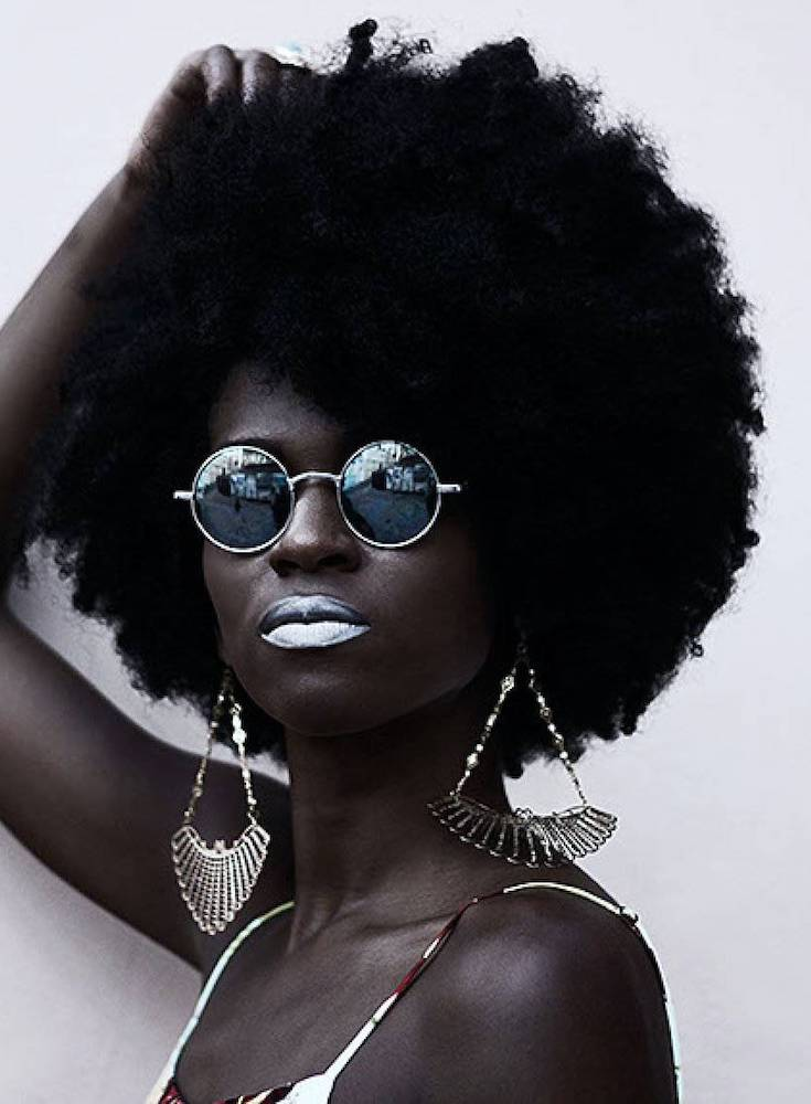 Preta, Gorda Flor, Black in Brazil, Afro Brazilian, Brazilian, Black Women, KOLUMN Magazine, KOLUMN