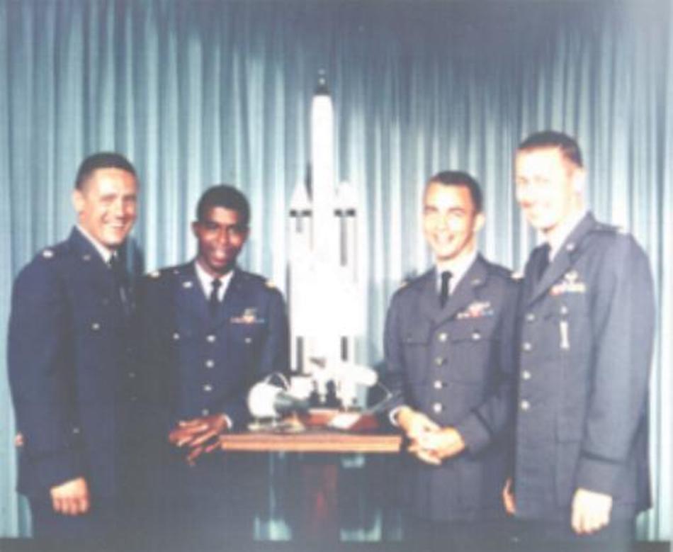 Maj. Robert Lawrence Jr., Robert Lawrence Jr.U.S. Military, African American History, Black History, KOLUMN Magazine, KOLUMN