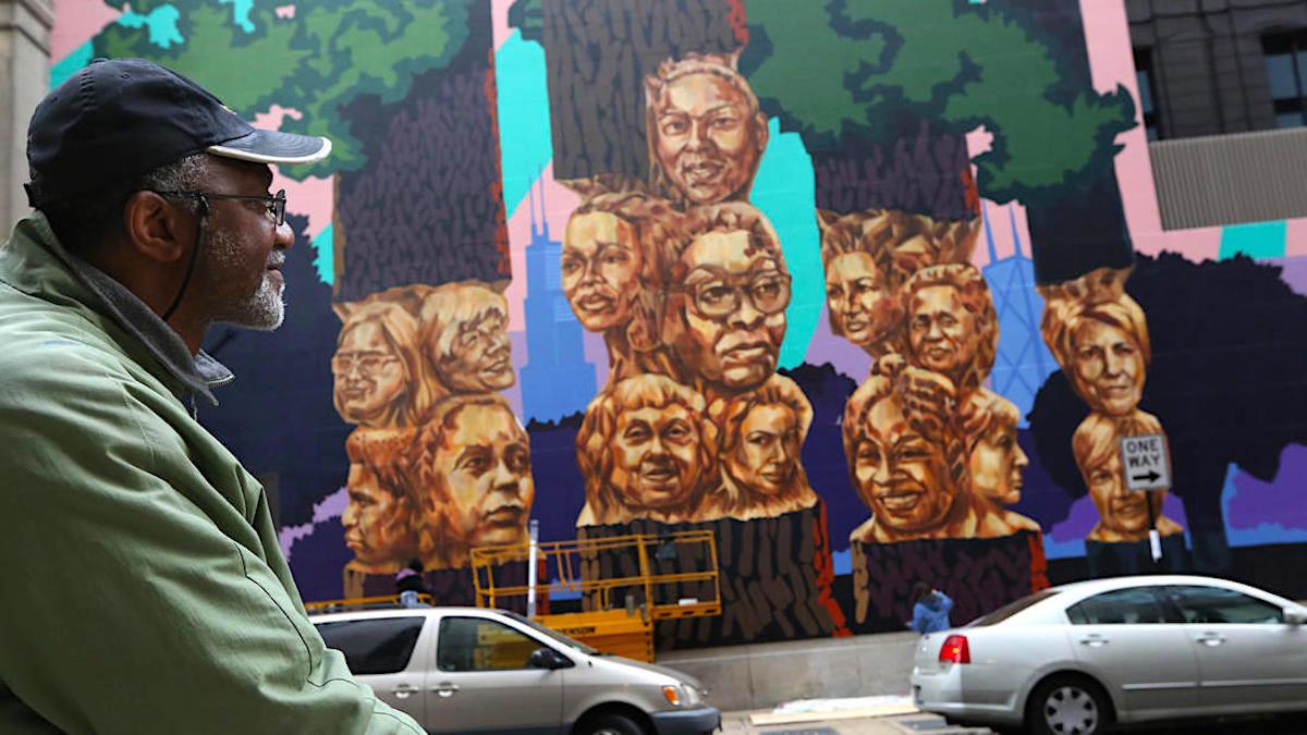 Kerry James Marshall, African American Art, African American Artist, Black Art, Black Artist, Rushmore, KOLUMN Magazine, KOLUMN