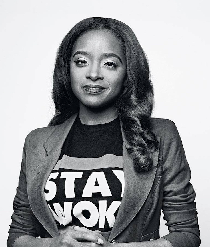 Tamika Mallory, African American Activist, African American Civil Rights, Civil Rights, KOLUMN Magazine, KOLUMN
