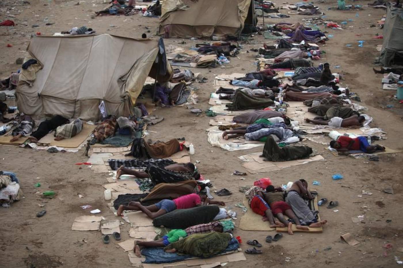 African Slavery, Yemen Slavery, Ethiopian Migrants, Somali Migrants, Modern Slavery, KOLUMN Magazine, KOLUMN