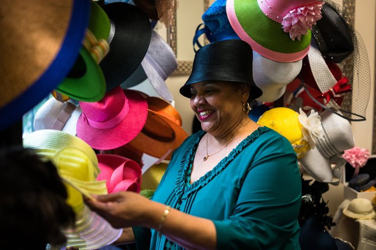 African American Entrepreneur, African American Business, Black Business, African American Woman Entrepreneur, #BuyBlack, S & S Hat Company, American Hat LLC., Rev. Georgiette Morgan-Thomas, Georgiette Morgan-Thomas, KOLUMN Magazine, KOLUMN