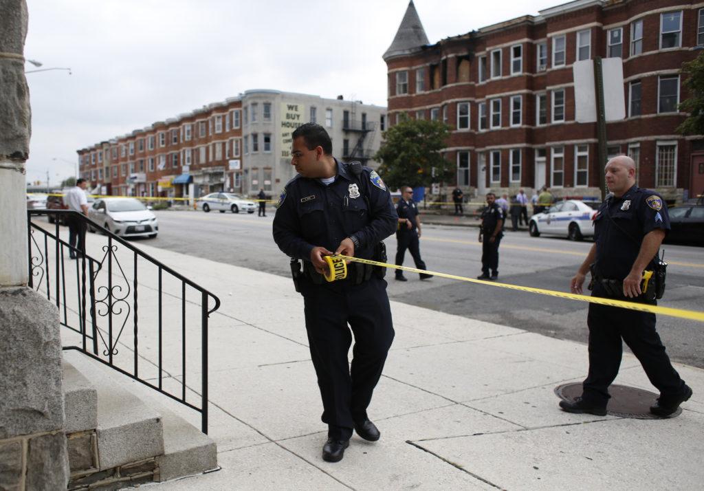 Baltimore Police Department, Baltimore Police, African American Communities, Police Brutality, Criminal Justice Reform, Mass Incarceration, KOLUMN Magazine, KOLUMN