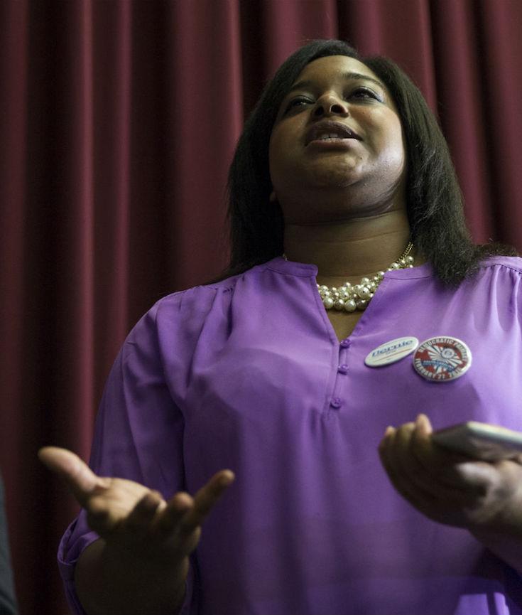African American Activist, Criminal Justice Reform, Eric Garner, Erica Garner, KOLUMN Magazine, KOLUMN