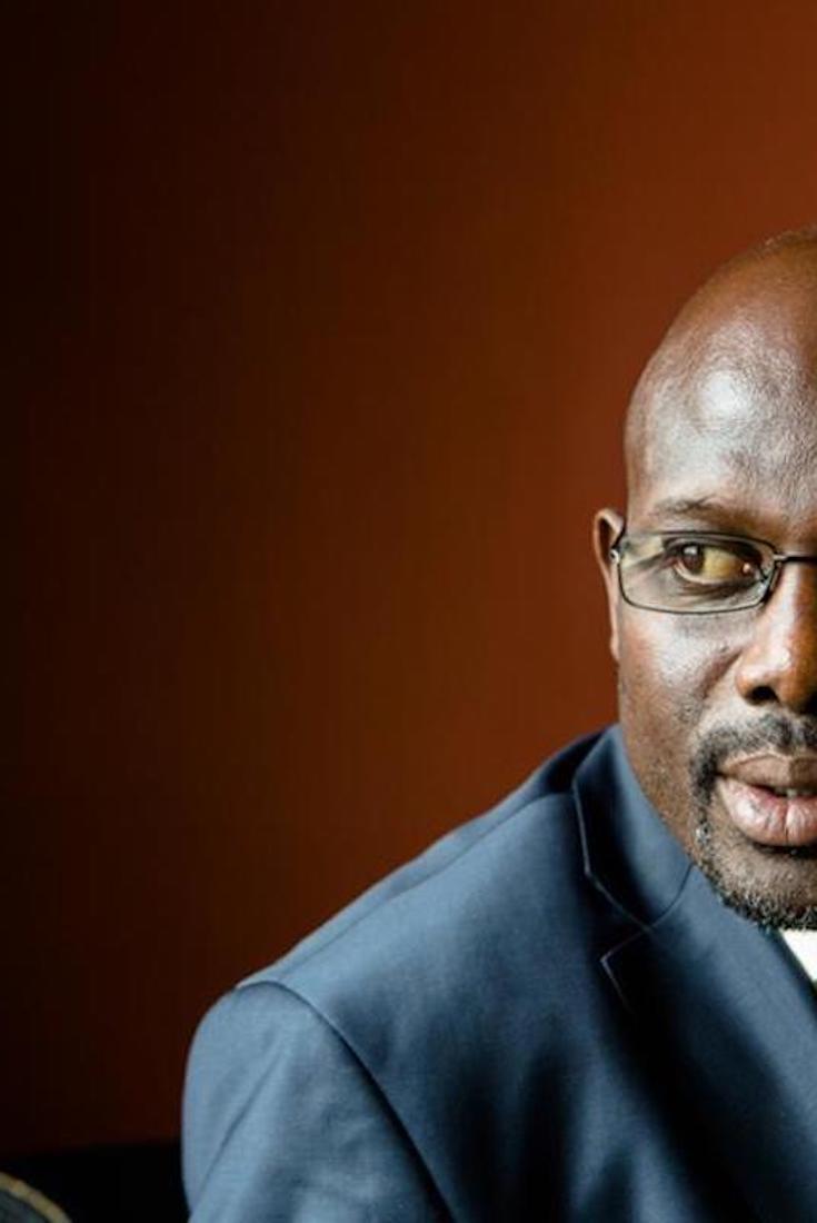 George Weah, Liberia, Liberian President, Liberia Politics, Liberian Politics, KOLUMN Magazine, KOLUMN