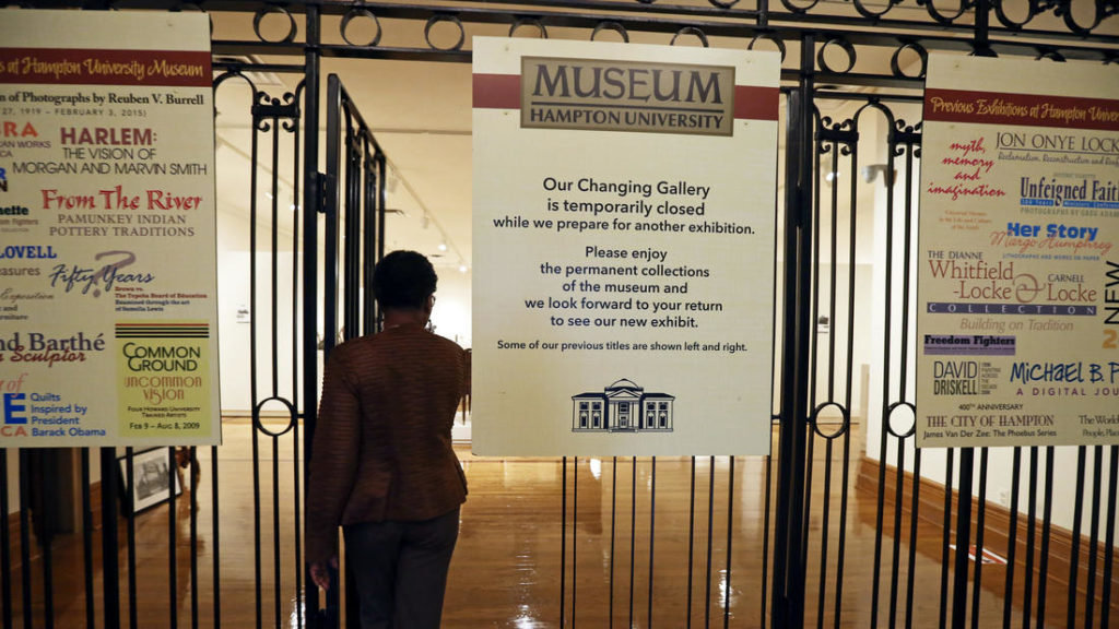 Hampton University, African American History, Black History, African American Education, HBCU, Historical Black College and University, KOLUMN Magazine, KOLUMN