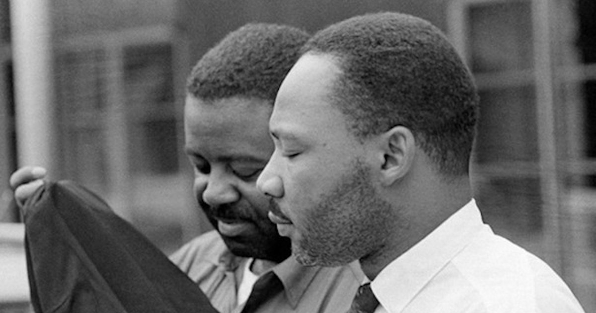 a look into martin luther kings letter from birmingham jail King's letter from a birmingham jail in 1963 martin luther king jr was arrested and sent to jail because he and others were protesting the treatment of blacks in birmingham, alabama.