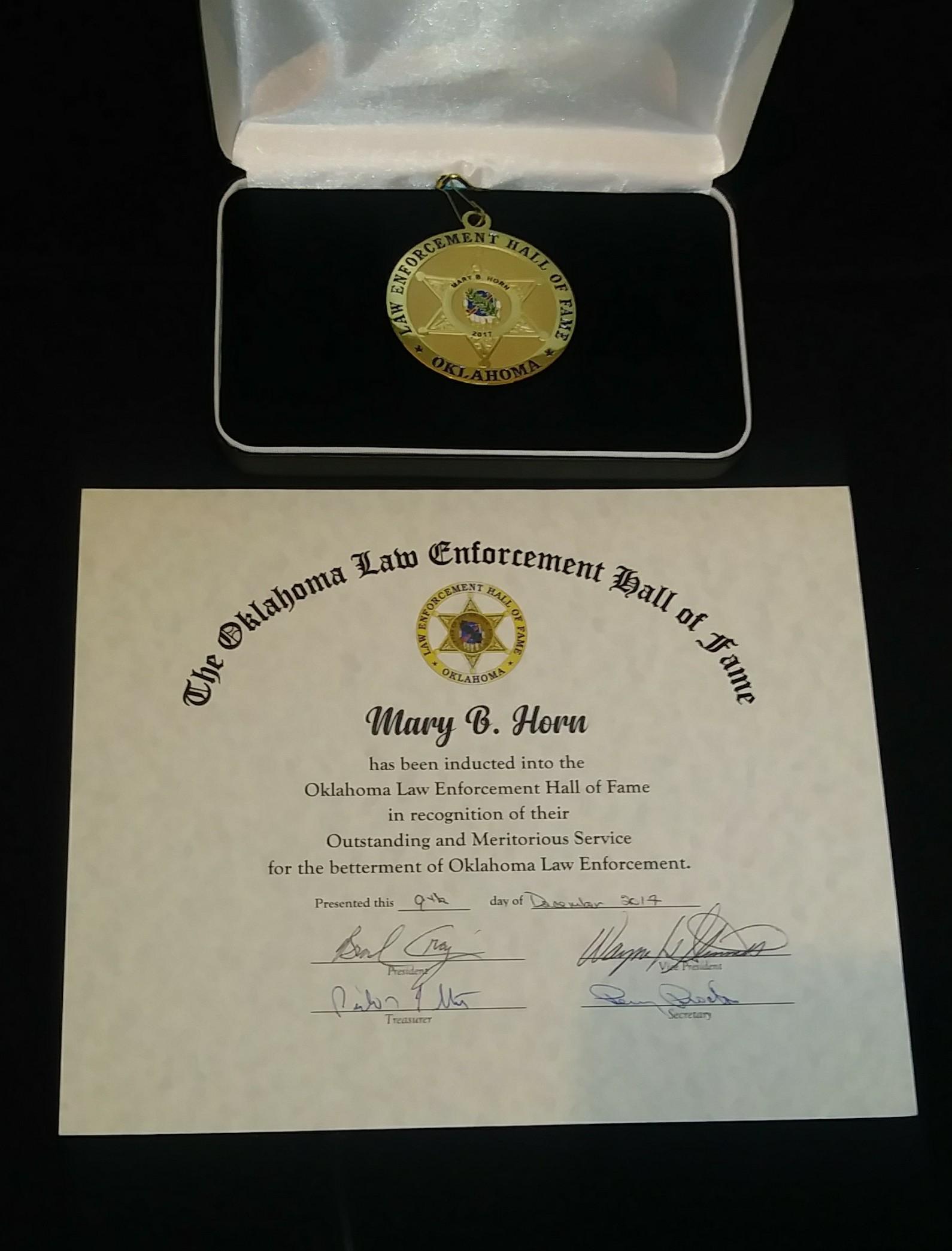 Mary Horn, African American History, Black History, Black Law Enforcement, Tulsa History, KOLUMN Magazine, KOLUMN