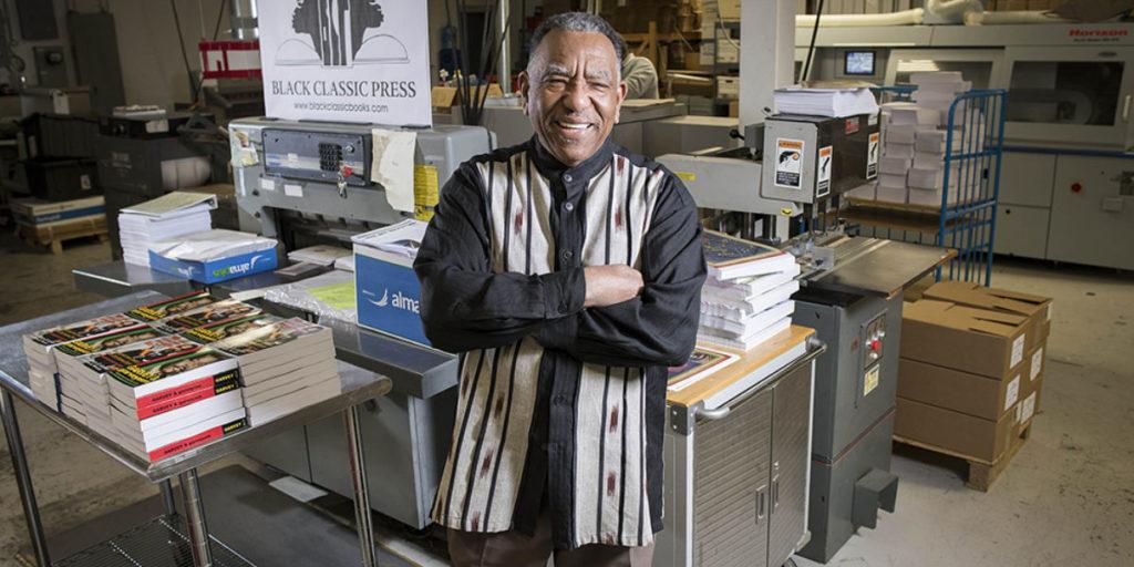 Ta-Nehesi Coates, Paul Coates, Black Classic Press, BCP Digital Printing, African American Entrepreneurs, African American Publishers, African American Printers, African American Books, KOLUMN Magazine, KOLUMN