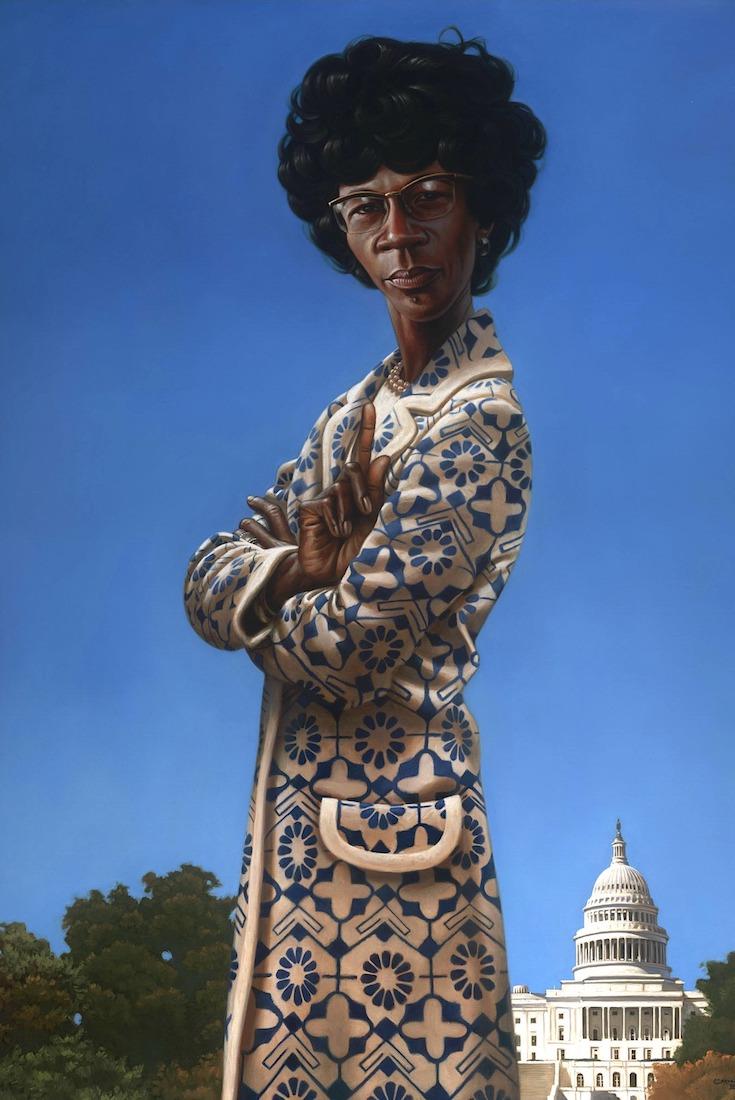 Shirley Chisholm, African American Politics, Black Politics, Black Vote, African American Candidates, KOLUMN Magazine, KOLUMN
