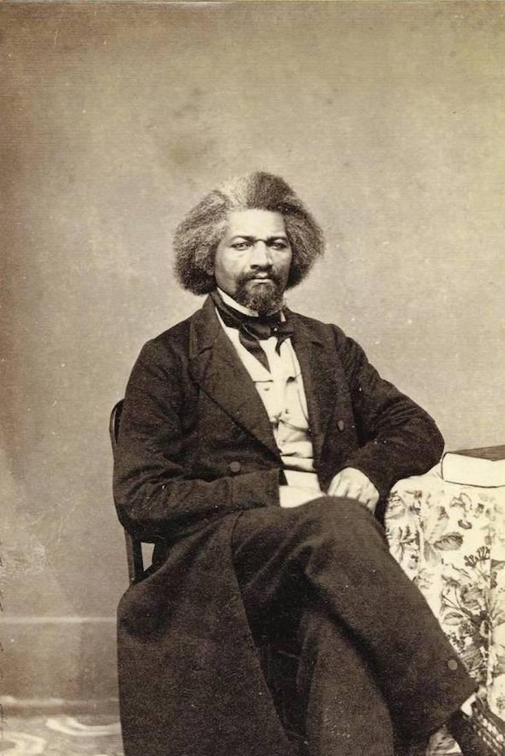 Frederick Douglass, African American History, Black History, Abolitionist, KOLUMN Magazine, KOLUMN