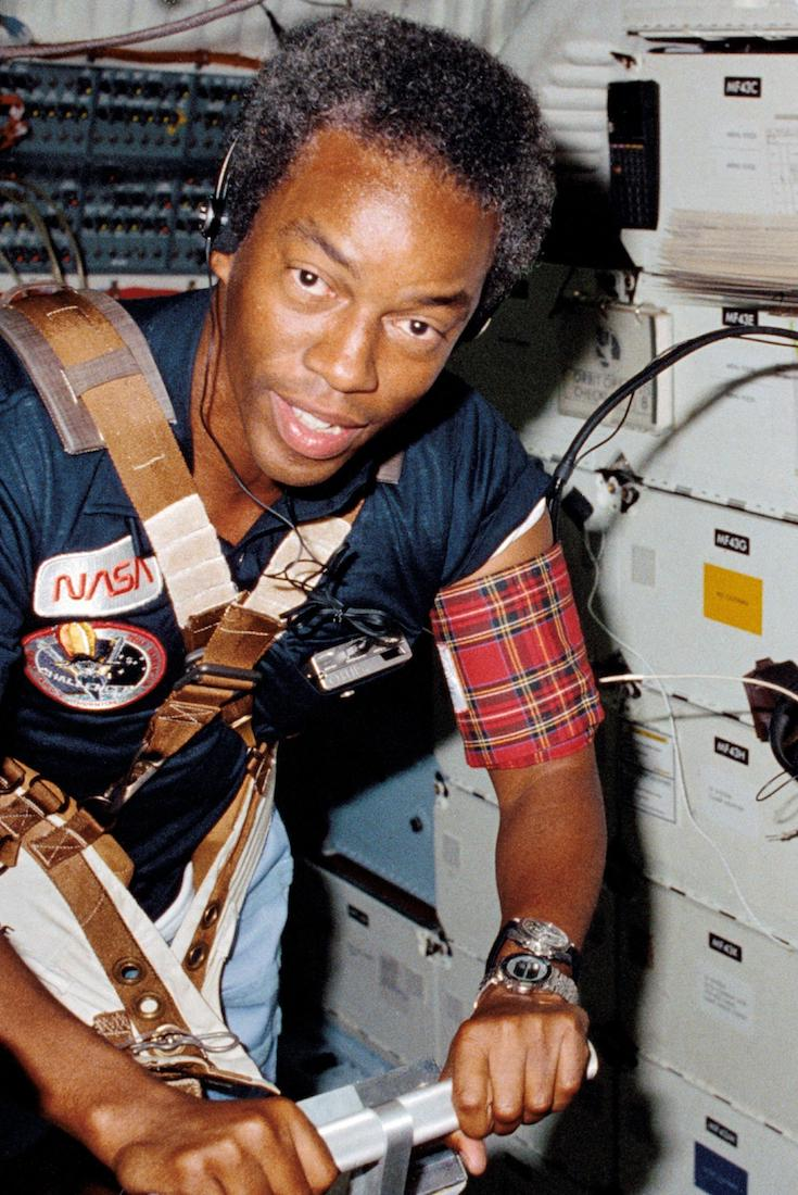"Dr. Guion ""Guy"" Bluford, African American Astronaut, Black Astronaut, STEM, KOLUMN Magazine, KOLUMN"