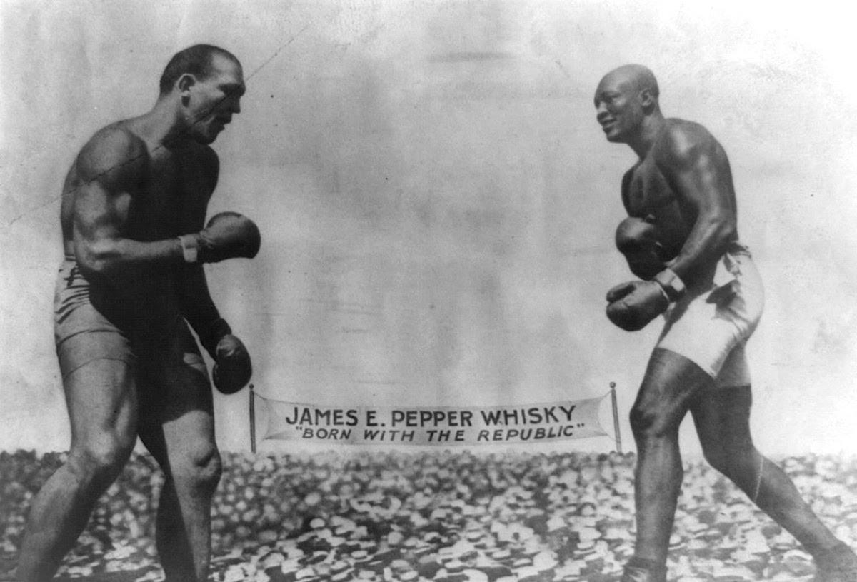 African American Athlete, African American Sports, African American Boxer, Boxing, Black Athletes, Jack Johnson, African American History, Black History, KOLUMN Magazine, KOLUMN