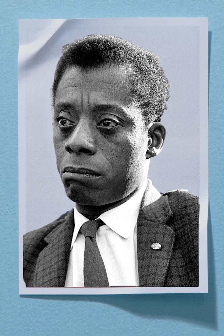 james baldwin occasion mag article