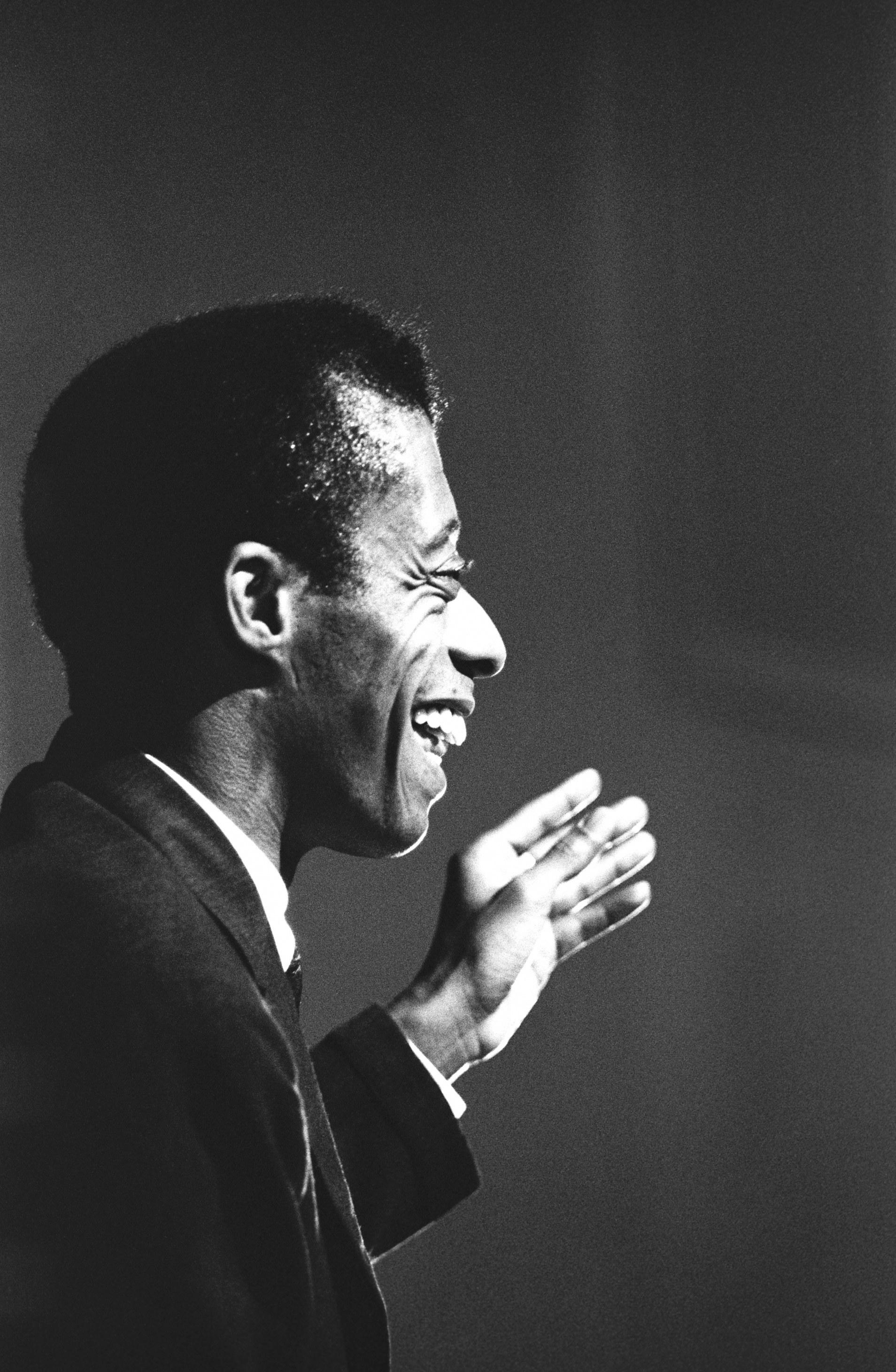 African American Author, African American Writer, African American Books, Black Books, Civil Rights Activist, James Baldwin, KOLUMN Magazine, KOLUMN