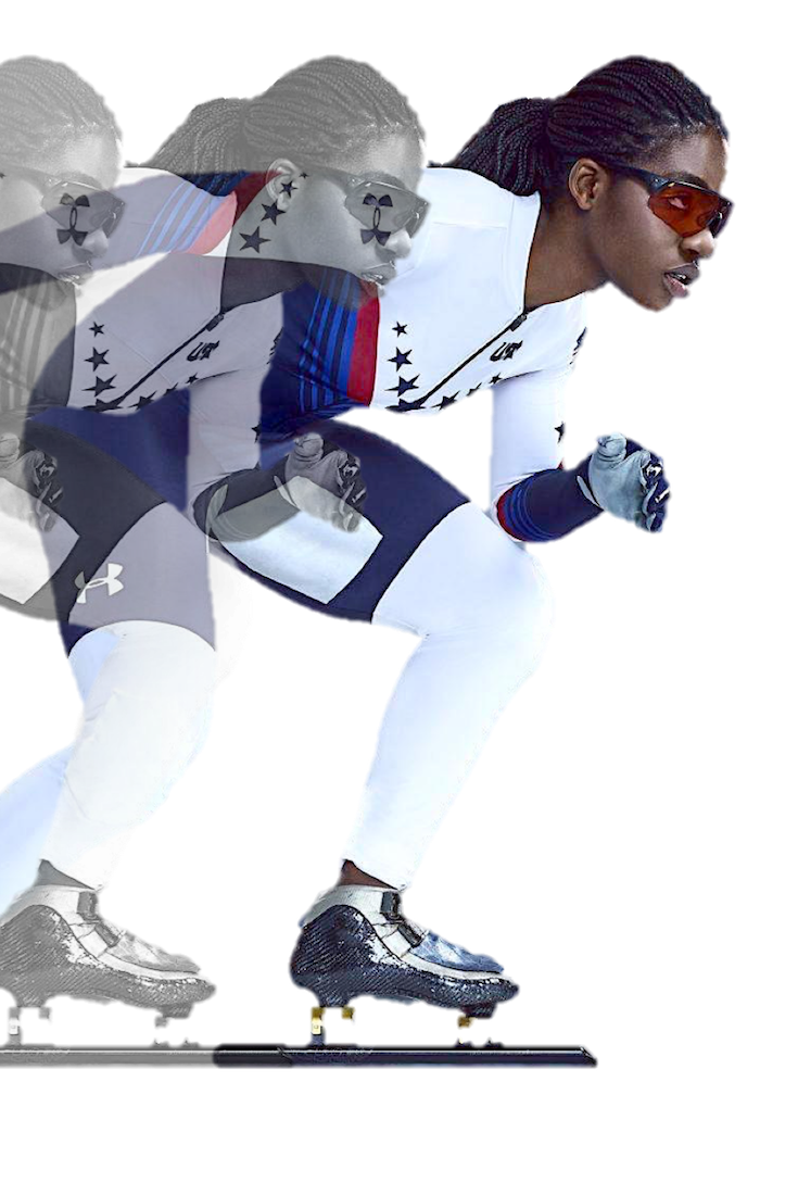 Maame Biney, African American Athlete, African American Female Athlete, African American Olympian, African American History, Black History, KOLUMN Magazine, KOLUMN