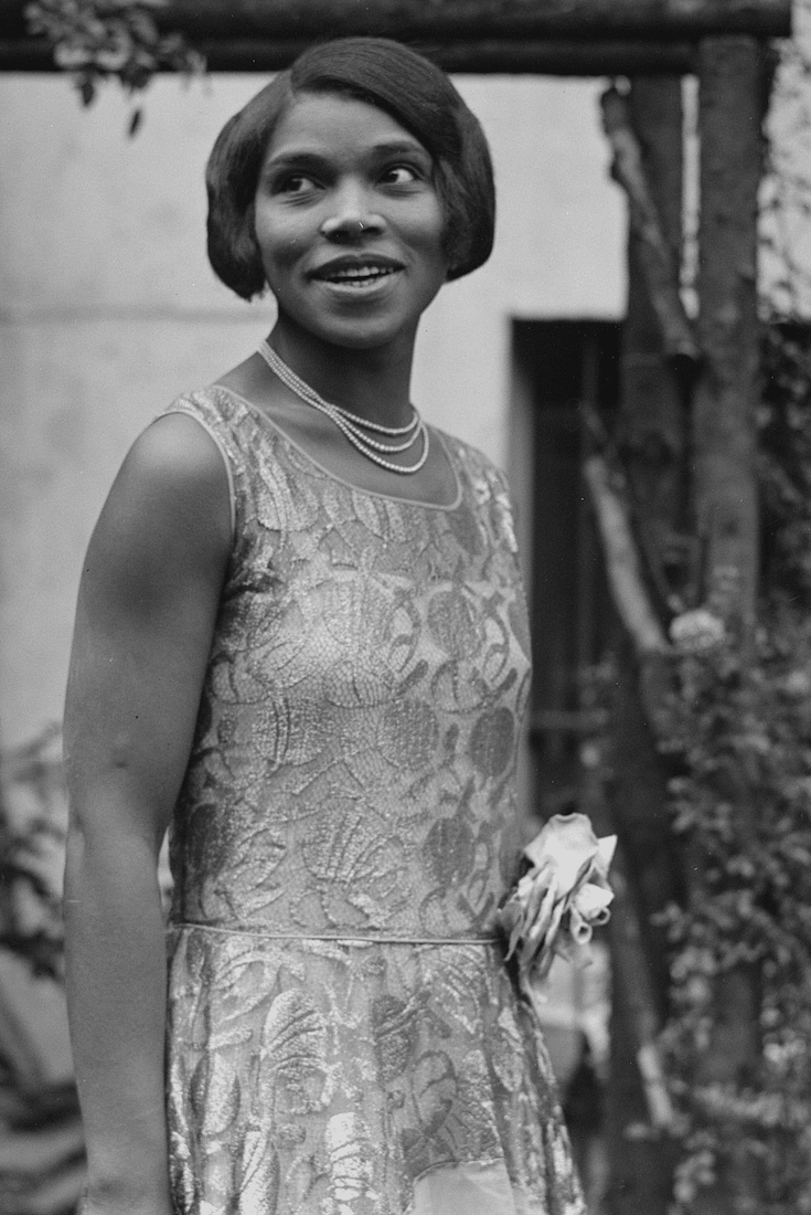 Marian Anderson, African American Vocalist, African American History, Black History, KOLUMN Magazine, KOLUMN