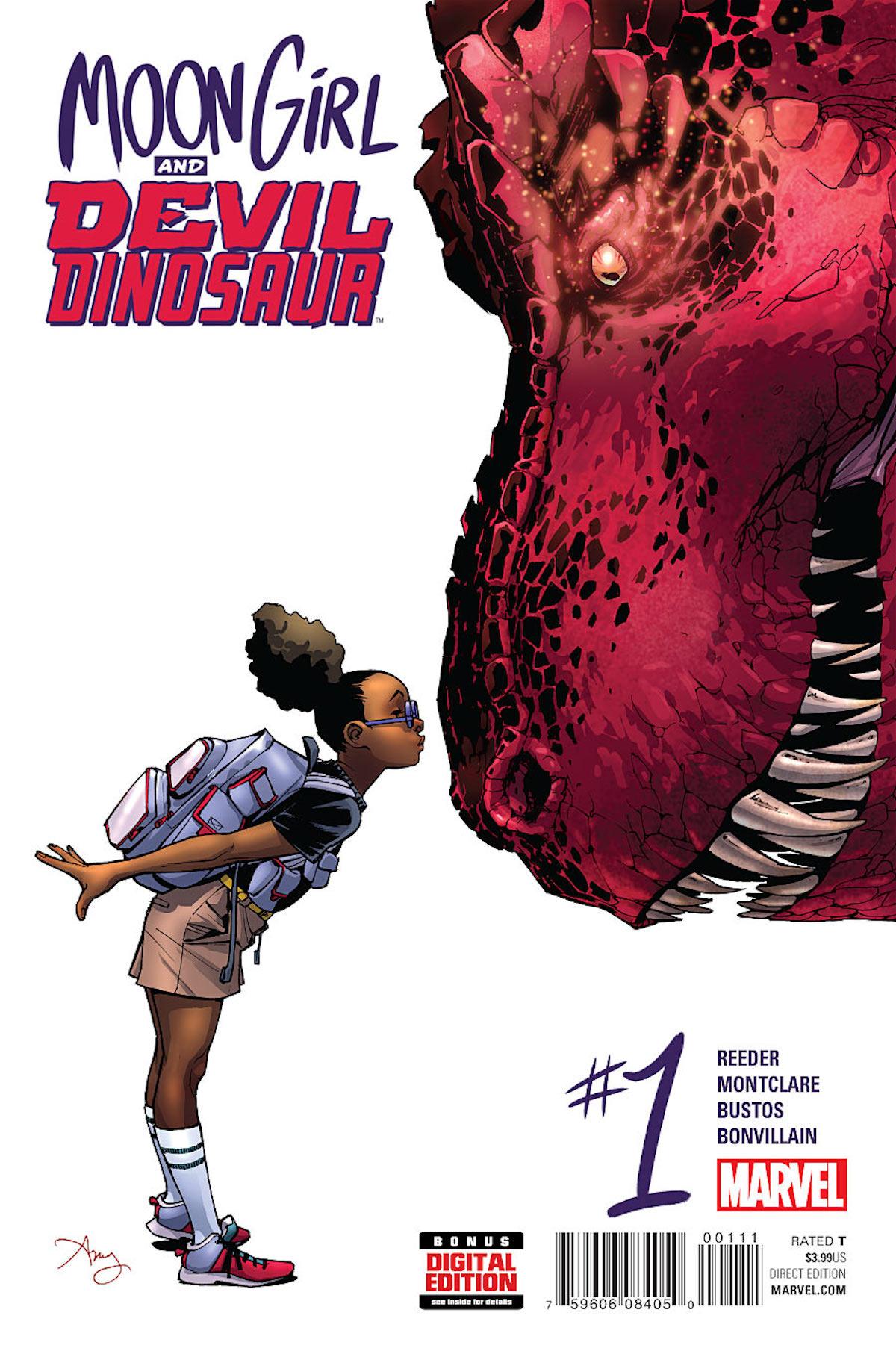 Moon Girl and Devil Dinosaur, African American Literature, Black Literature, KOLUMN Magazine, KOLUMN