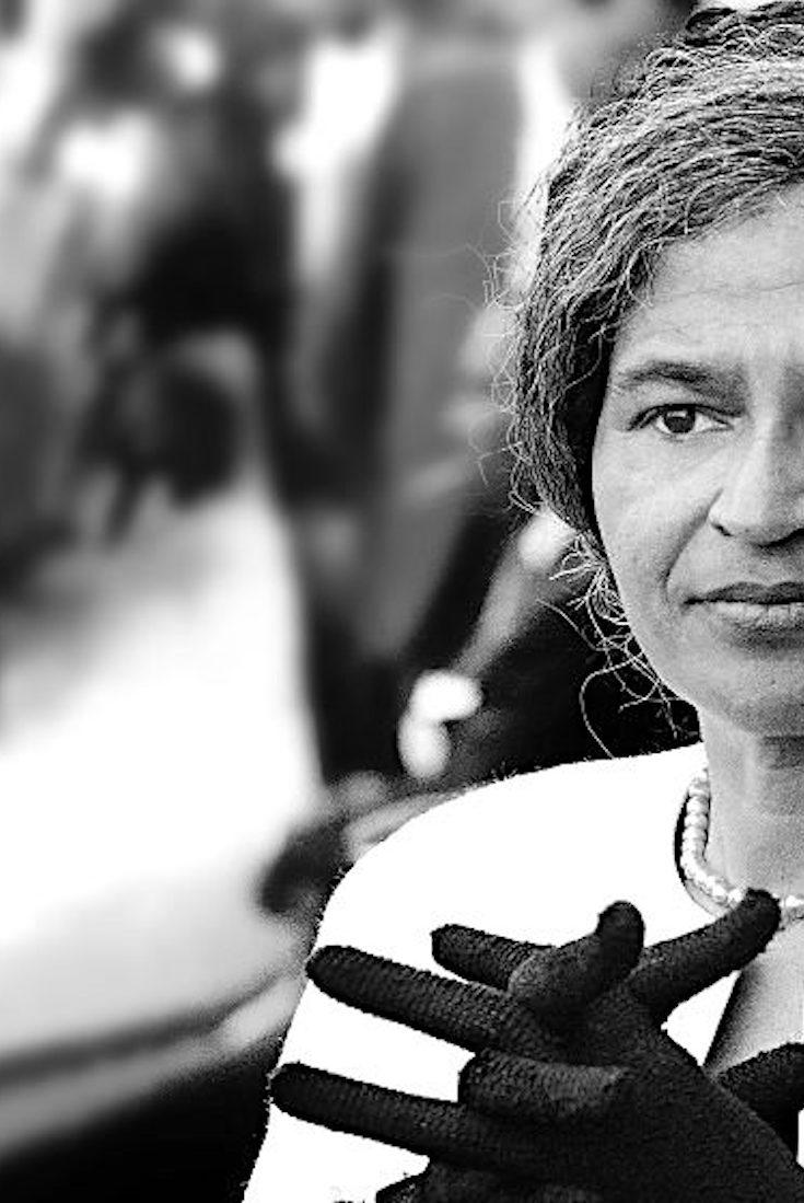 Rosa Parks, African American Activist, Black Activist, Civil Rights Activist, African American History, Black History, KOLUMN Magazine, KOLUMN