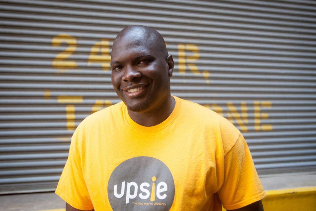 Upsie, Clarence Bethea, African American Entrepreneurs, #BuyBlack, Black Businesses, KOLUMN Magazine, KOLUMN