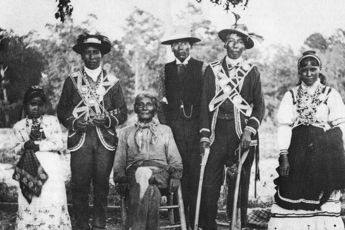 Native American, Native American Slavery, Native American Slaveholders, Choctaw Slaveholders, Cherokee Slaveholders, KOLUMN Magazine, KOLUMN