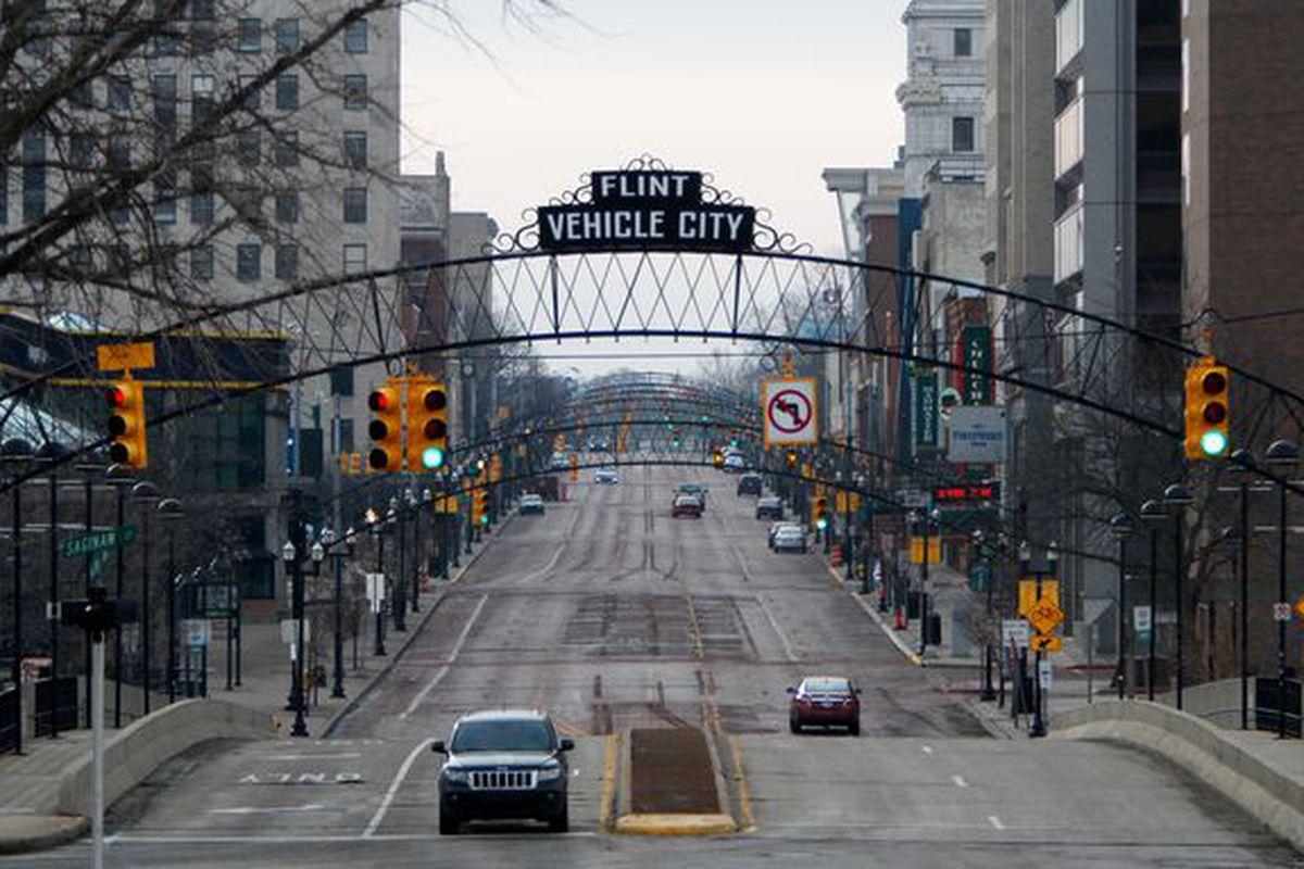 Flint, Flint Michigan, Flint Water Crisis, Water Crisis, Police Violence, Police Brutality, KOLUMN Magazine, KOLUMN, KINDR'D Magazine, KINDR'D