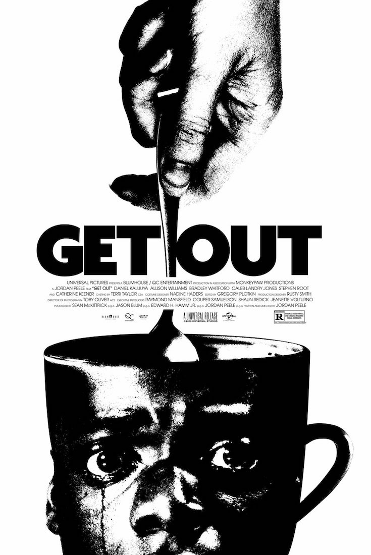 Get Out, Jordan Peele, African American Film, African American Cinema, Black Movies, KOLUMN Magazine, KOLUMN, KINDR'D Magazine, KINDR'D