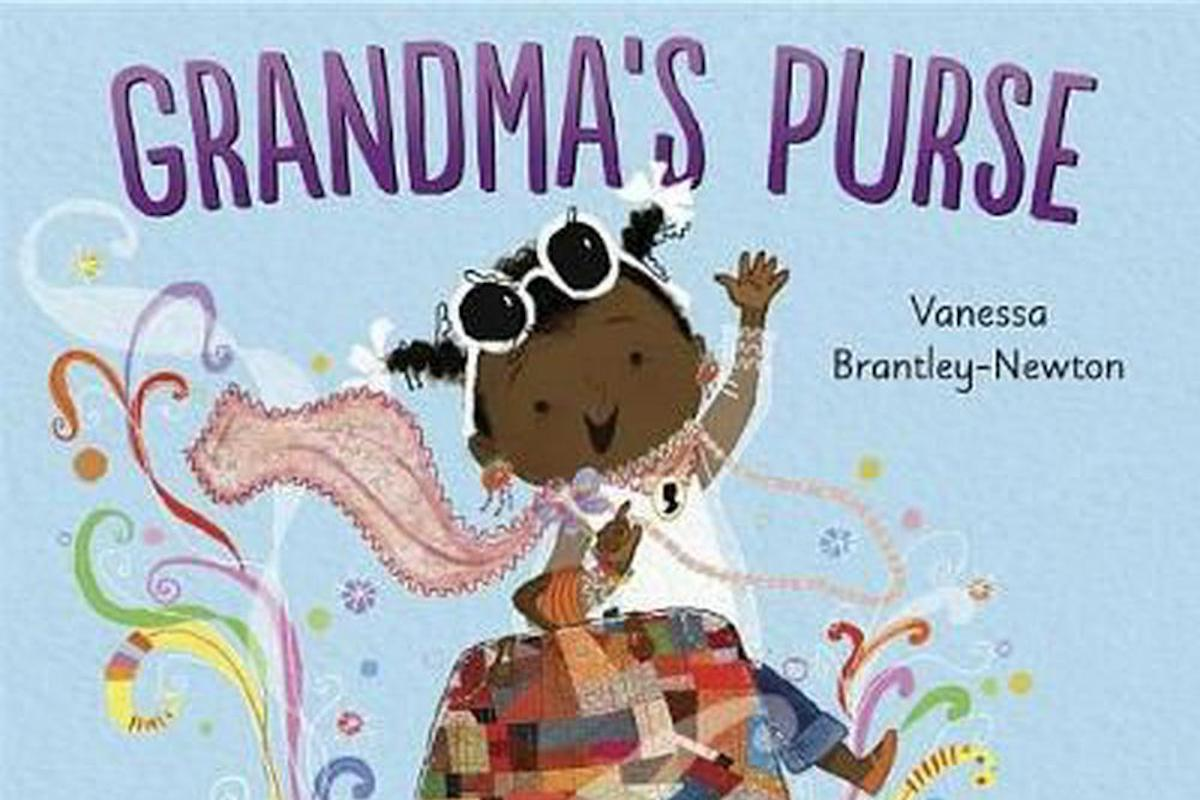 Grandma's Purse, African American Literature, Black Literature, Childrens Books, Vanessa Brantley Newton, KOLUMN Magazine, KOLUMN