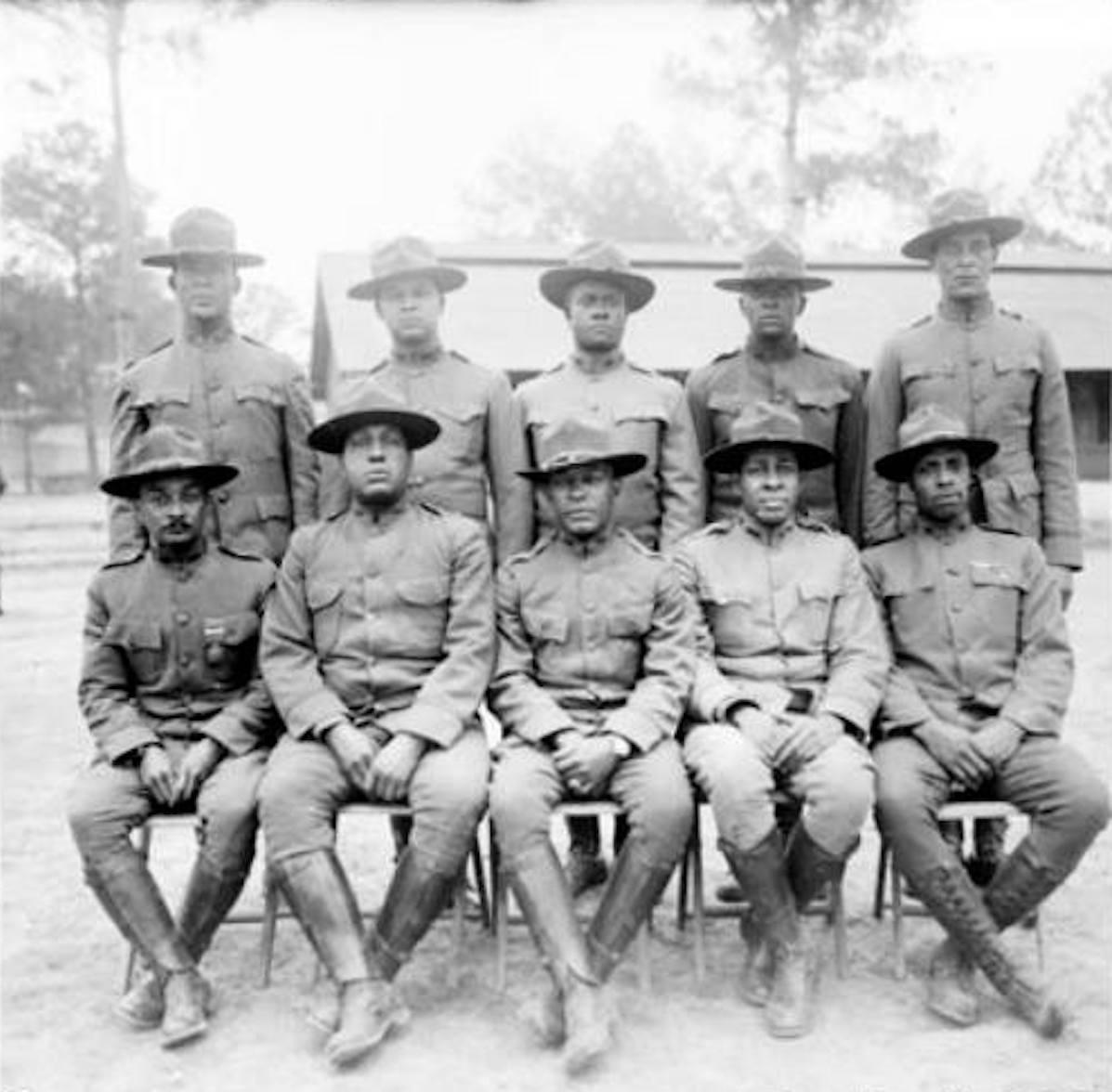 Houston Mutiny and Riot of 1917, African American Veterans, African American History, American Racism, Racism, US Racism, KOLUMN Magazine, KOLUMN, KINDR'D Magazine, KINDR'D