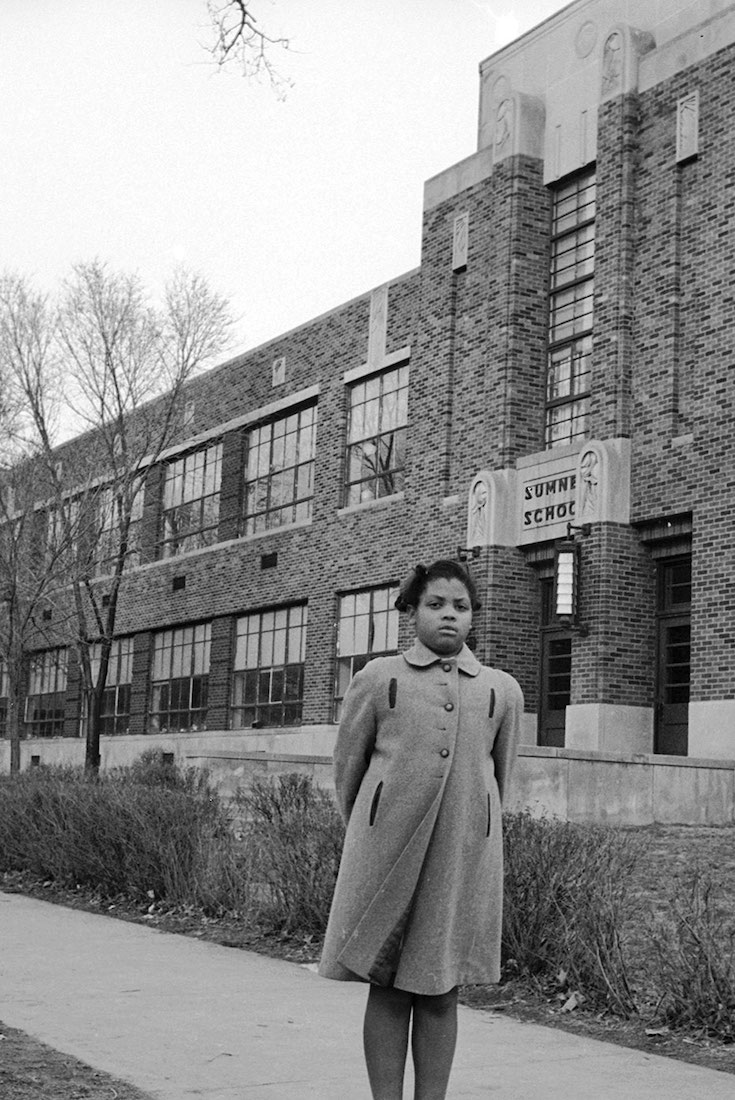 Linda Brown, Brown vs Board of Education, American Civil Rights, Separate But Equal, African American History, Black History, African American News, KOLUMN Magazine, KOLUMN