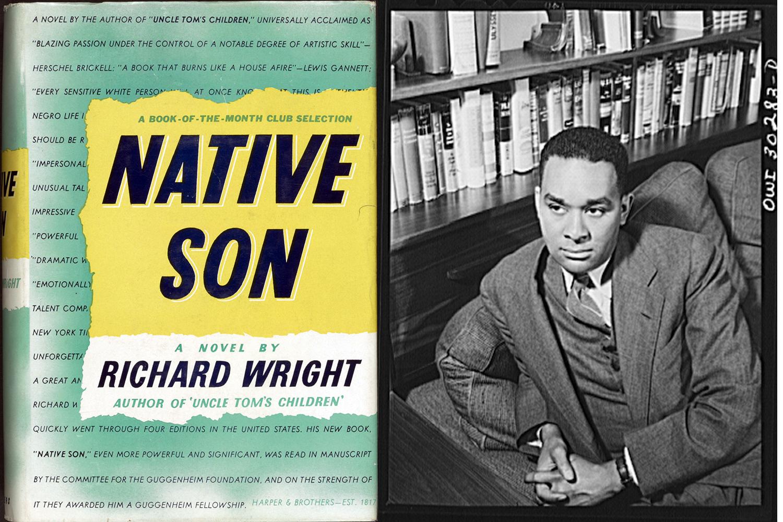 African American Literature, African American Books, Black Literature, Black Books, Richard Wright, Native Son, Ashton Sanders, KOLUMN Magazine, KOLUMN