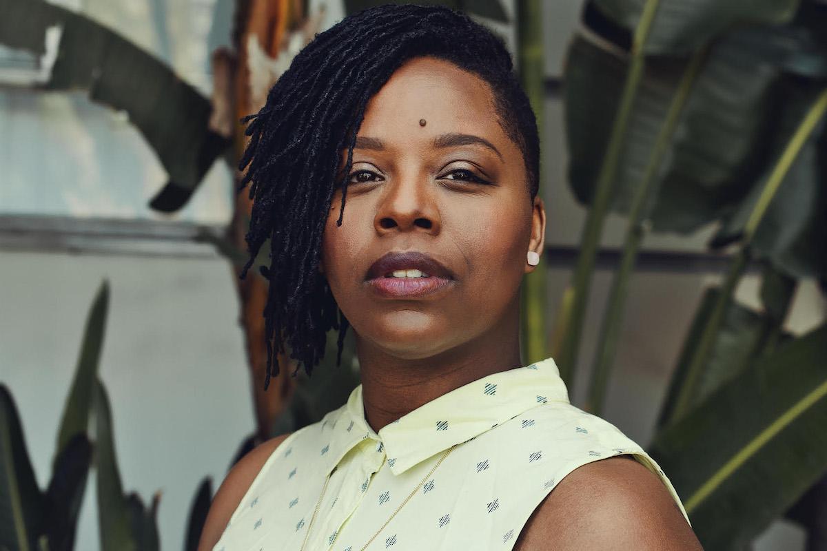 Patrisse Khan-Cullors, African American Activist, Black Lives Matter, #MeToo, African American Women, KOLUMN Magazine, KOLUMN