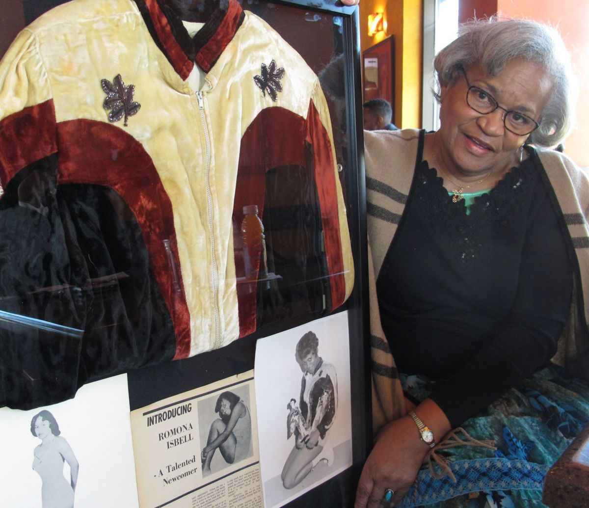 African American History, African American Wrestler, Woman Wrestler, Black History, Ramona Isbell, KOLUMN Magazine, KOLUMN