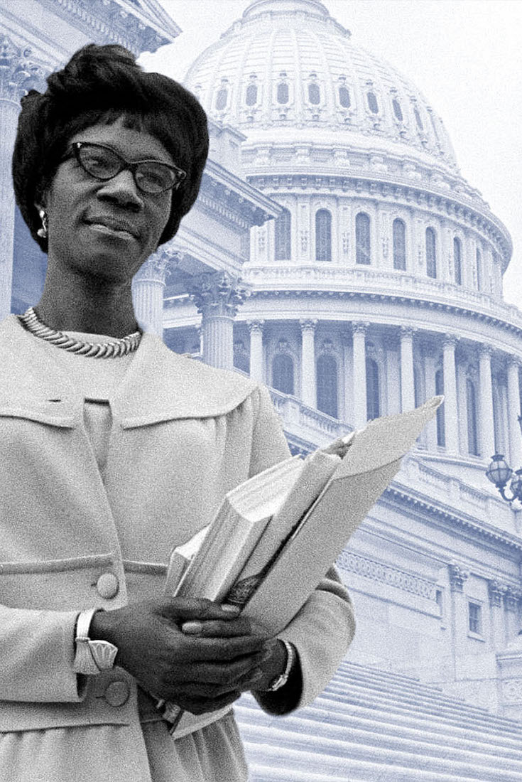 African American Women, African American Activist, Black Women, Black Women In Politics, Strong Black Women, Shirley Chisholm, Alice Walker, African American News, KOLUMN Magazine, KOLUMN