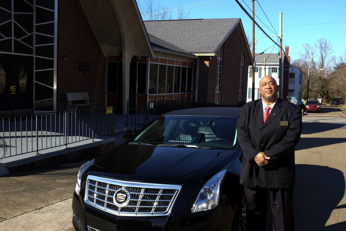W.H. Jefferson Funeral Home, African American Business, BuyBlack, KOLUMN Magazine, KOLUMN