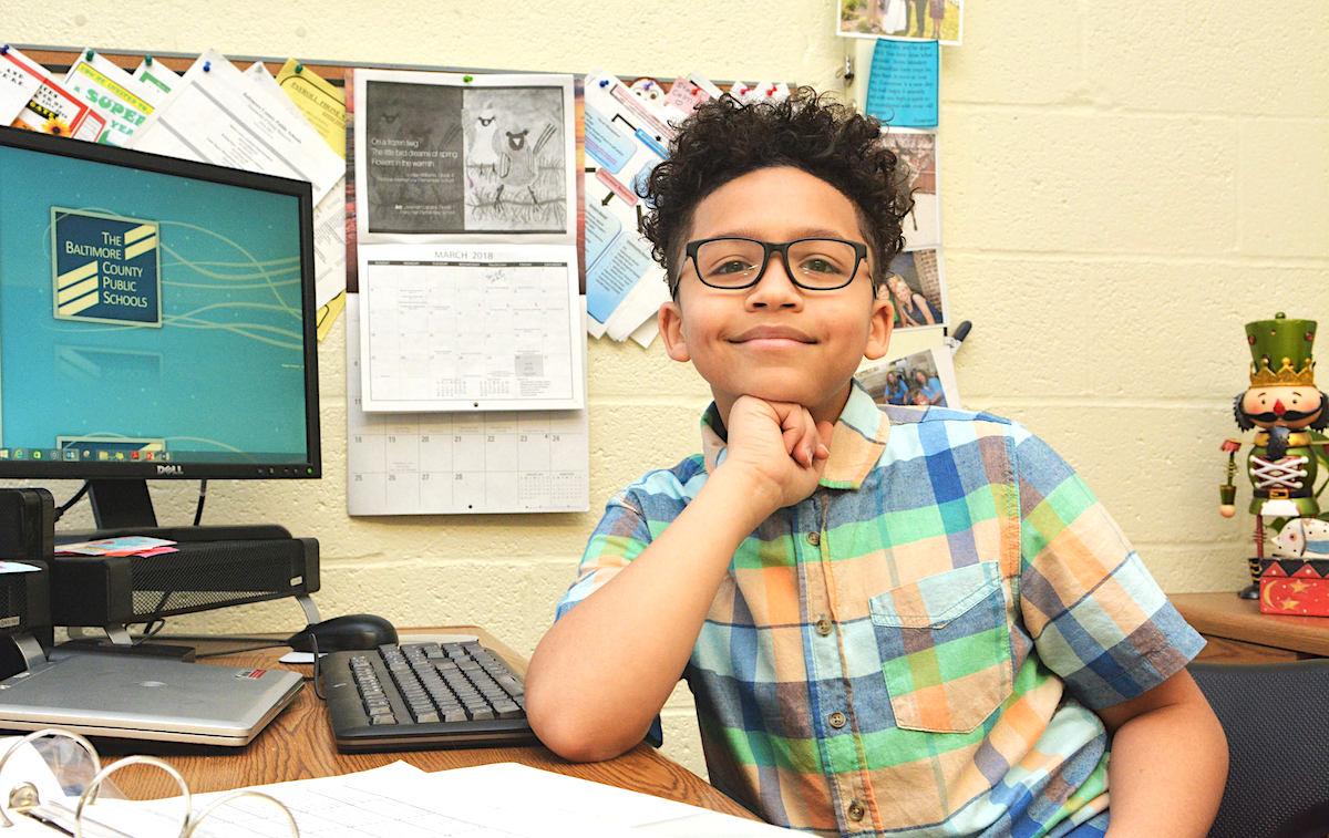 Baltimore County Public Schools, Tristan Mitchell, KOLUMN Magazine, KOLUMN, KINDR'D Magazine, KINDR'D