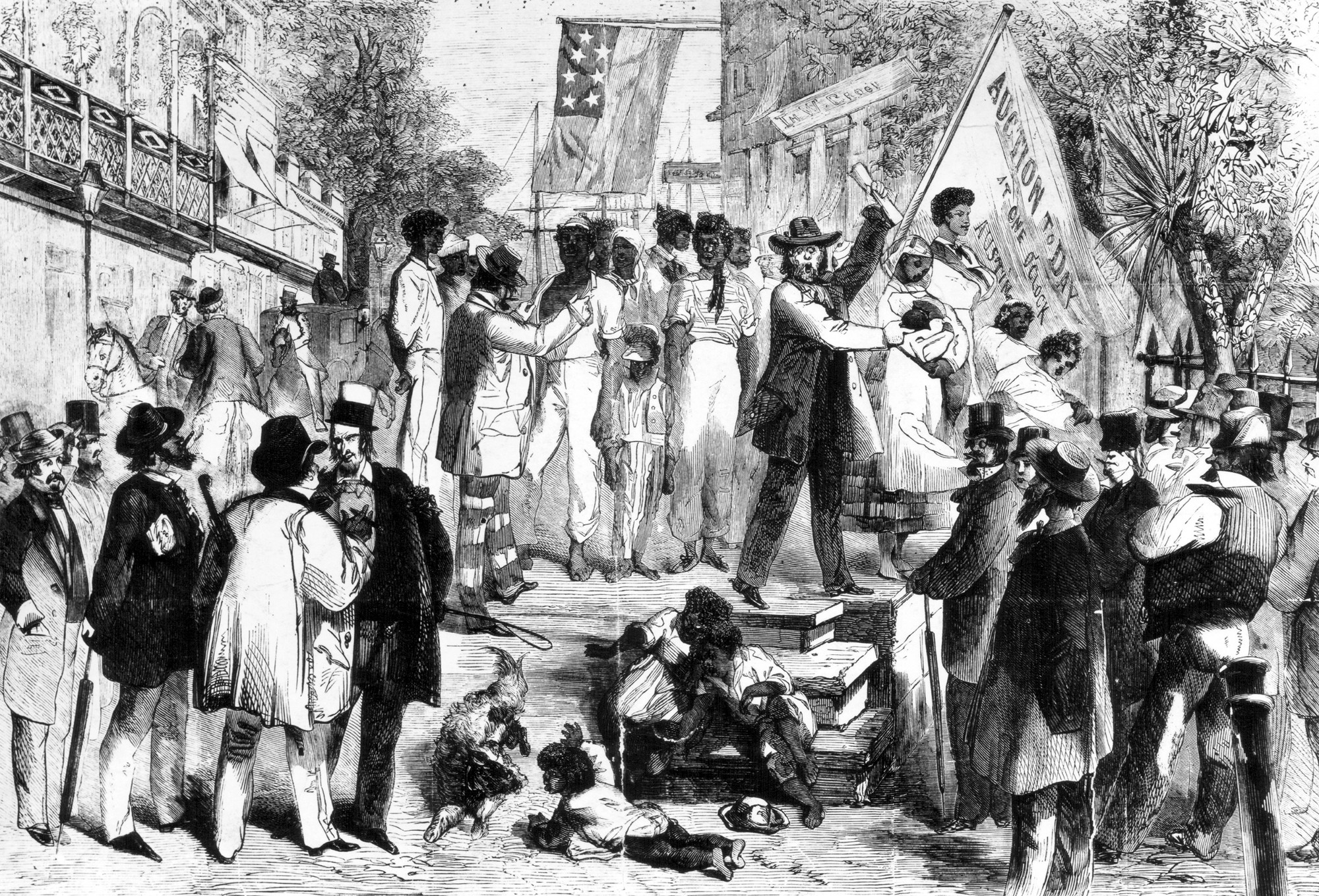 African American History, Black History, Slavery, US Slavery, Galveston Salves, Galveston Island, Texas History, KOLUMN Magazine, KOLUMN, KINDR'D Magazine, KINDR'D