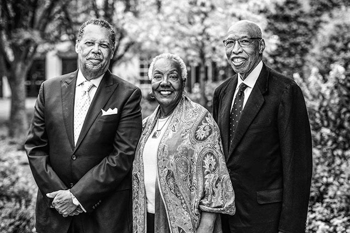 "Clifford E. ""Clif"" Darden, Lillian Lincoln Lambert, E. Theodore ""Ted"" Lewis Jr., George R. ""Bob"" Price, A. Leroy ""Roy"" Willis, Harvard Business School, Harvard Business School African American Student Union, African American Student Union, AASU, African American Education, African American News, African American History, Black History, KOLUMN Magazine, KOLUMN, KINDR'D Magazine, KINDR'D"